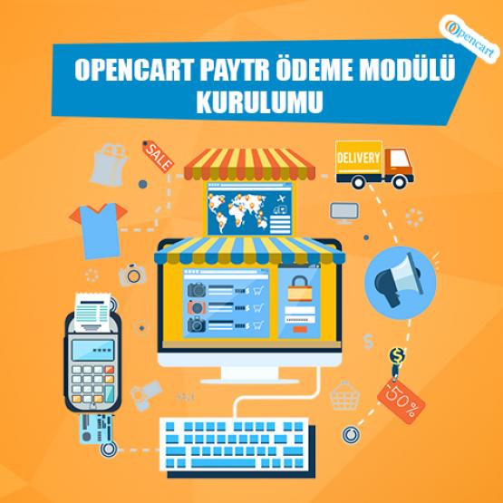 Opencart Paytr Ödeme Modülü Kurulumu