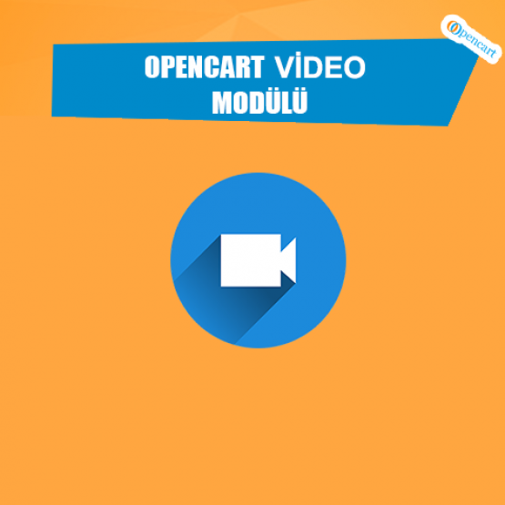 Opencart Video Modülü