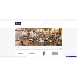Opencart Endüstriyel Mutfak Teması